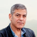 George Clooney in May 2015.