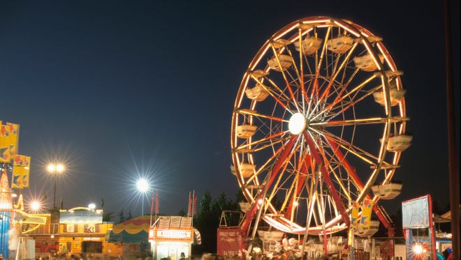 State Fairs around the Midwest are winding down as  fall approaches.