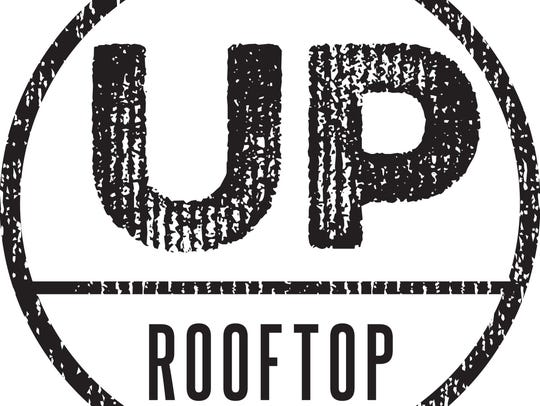 UP Rooftop, with panoramic views of the mountains,