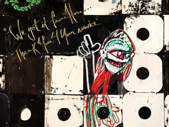We Got It From Here... Thank You 4 Your Service, A Tribe Called Quest