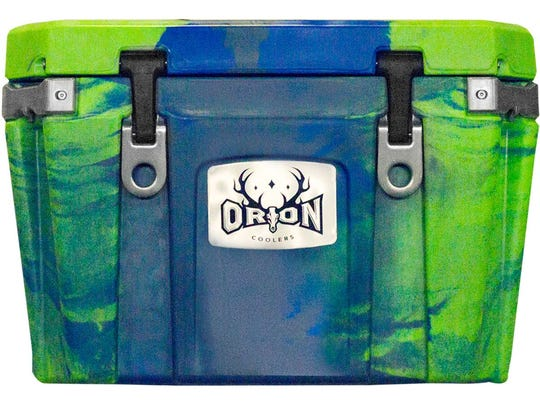 Orion Coolers are also incredibly durable and offer more standard features than other premium coolers.