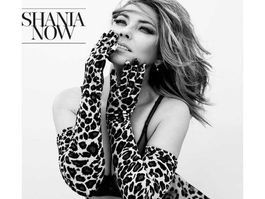 Now — Shania Twain