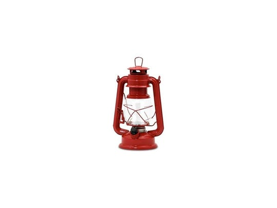Vintage LED Lantern from Houzz