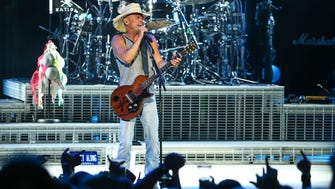 Kenny Chesney will bring his Trip Around the Sun Tour to Chase Field on Saturday, June 23, 2018.