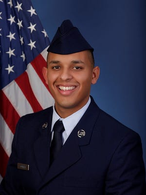 U.S. Air Force Reserve Airman 1st Class Sergio Correa Jr.