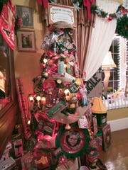"""The """"Christmas Story"""" tree, one of 16 trees in Karen"""