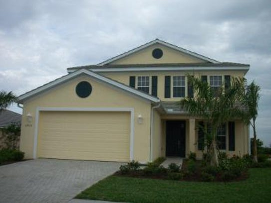 This home at 2715 Maraval Court, Cape Coral, sold for
