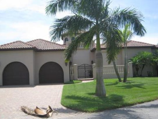 This home at 109 SW 50th St., Cape Coral, recently