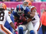 A gallery of fantasy football sleepers