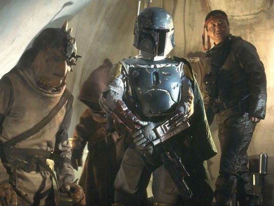 "Boba Fett has become one of the most iconic ""Star Wars"""