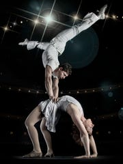 Tango in the Holidays with Cirque de la Symphonie and