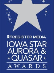 The 2014 Iowa Star, Aurora and Quasar Awards
