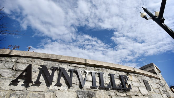 Jim Scott, vice chairperson of the Annville Township Board of Commissioners said that he wants everyone to feel welcome in Annville.