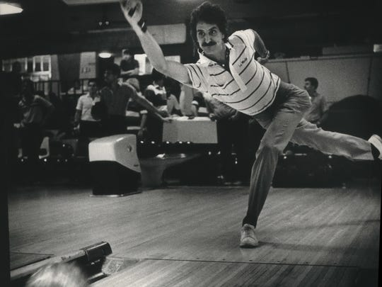 John Megna was a member of the 1982 American Bowling
