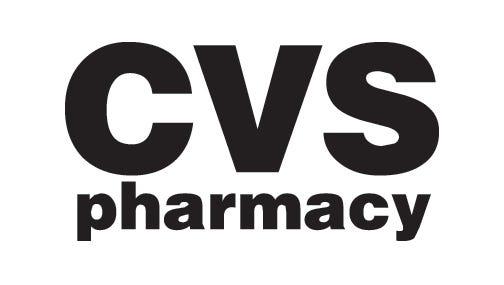 CVS pharmacy logo.