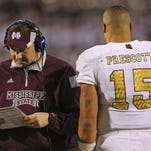 Mississippi State lost seven starters on offense from last year but returns Dak Prescott, the team's most important piece.