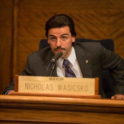 Oscar Isaac plays Yonkers, N.Y., Mayor Mayor Nick Wasicsko