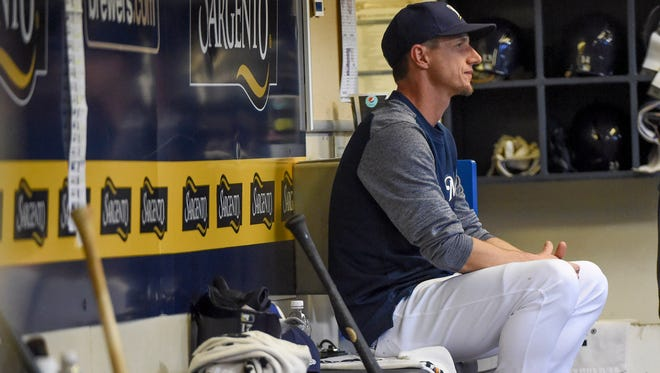Craig Counsell's Brewers lost three of four games to the Cubs over the weekend and face a must-win final week against the Reds and Cardinals.
