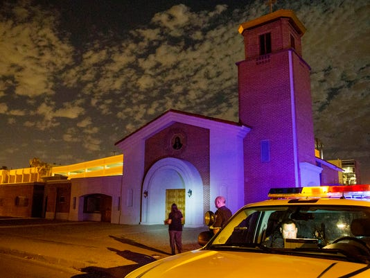 Phoenix priest shooting