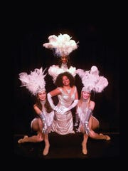 "Linda Miller, center, will perform in the Las Vegas-style ""Legendary Ladies of Music"" revue at 8 p.m. on Nov. 7 at Union County Performing Arts Center's Hamilton Stage in Rahway"