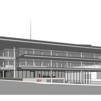 In late June, Kum & Go released images of its proposed headquarters in downtown Des Moines' Western Gateway.
