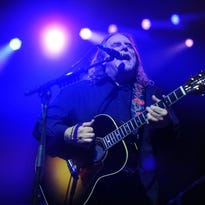Warren Haynes Christmas Jam 2014