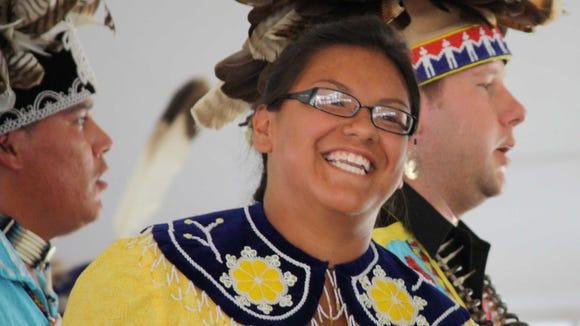 American Indian Dancers