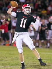 Brophy Prep quarterback Cade Knox picked Harvard to