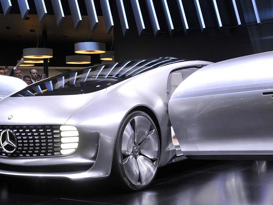 Mercedes Benz Concept FO 15