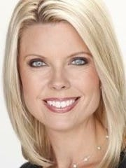 Former WSMV Channel 4 anchor Jennifer Johnson is now a spokeswoman for Wilson County schools