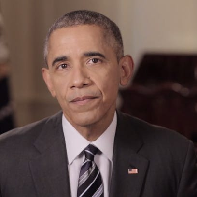 "President Obama: ""Go Miners."""