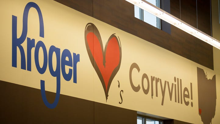 The new Corryville Kroger opens March 9. The previous