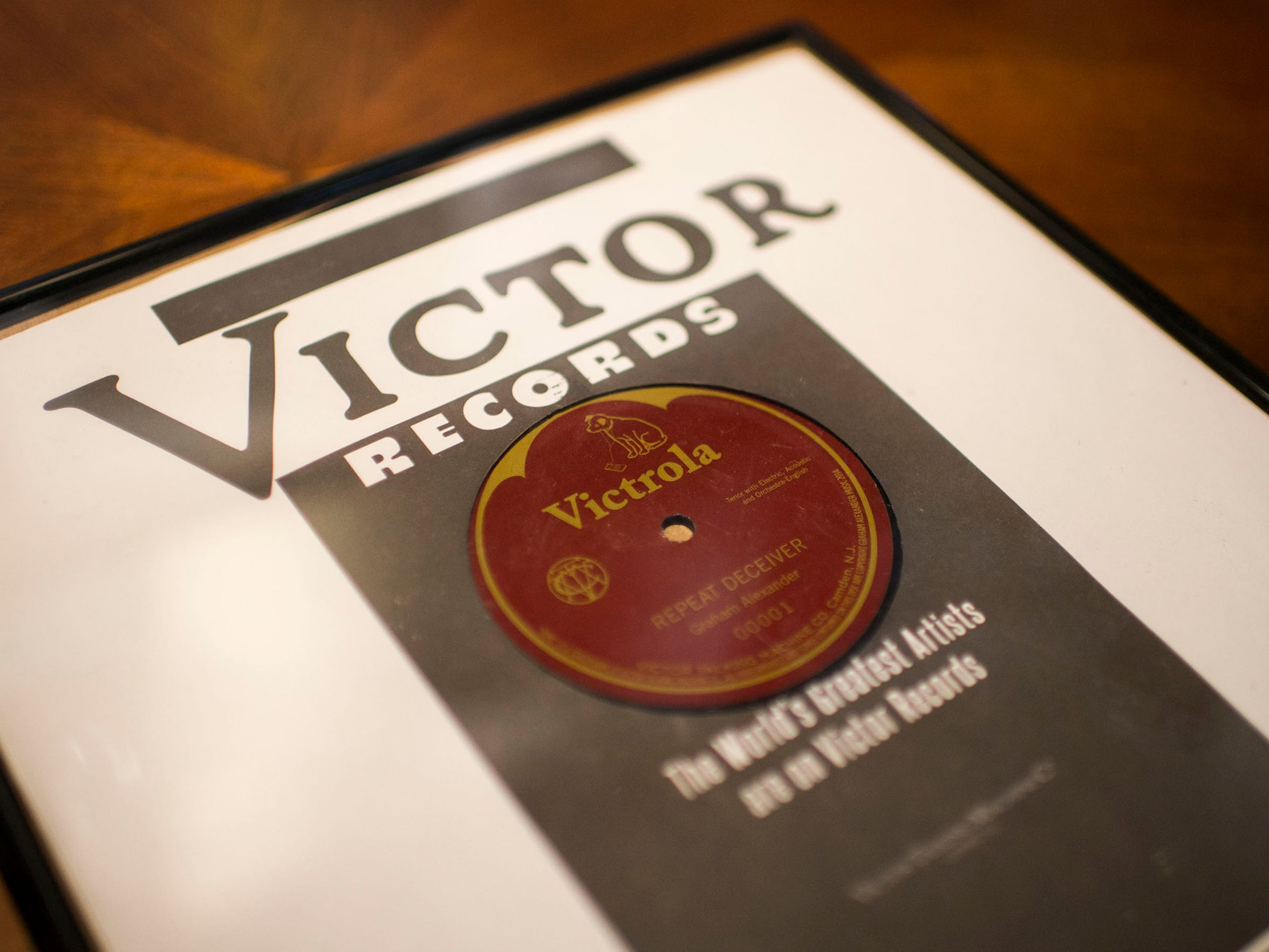 Victrola Records is releasing new music for the first time since 1945.