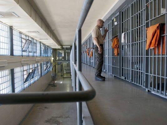 Prison health suit