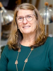 Mount Olive High School art teacher Diane Phares was named Morris County Teacher of the Year for 2017.