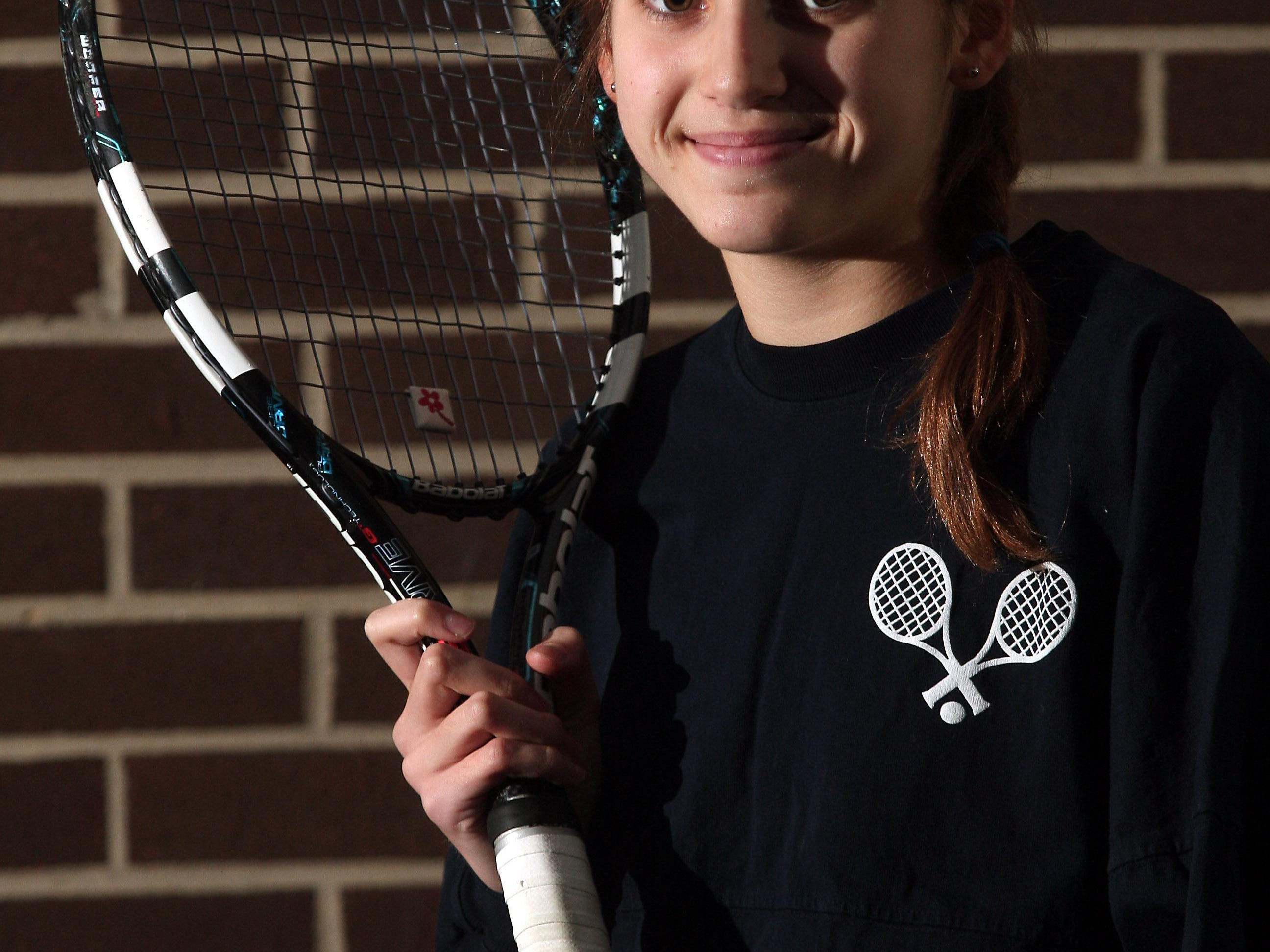 Chatham sophomore Scarlett Blydenburgh posted a 20-3 record while winning her second straight Morris County Tournament first singles title and reaching the Round of 16 at the NJSIAA singles tournament.
