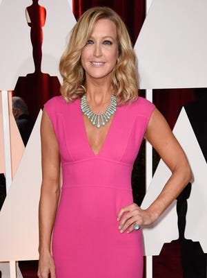 Lara Spencer attends the 87th Annual Academy Awards at Hollywood & Highland Center on February 22, 2015 in Hollywood, California.