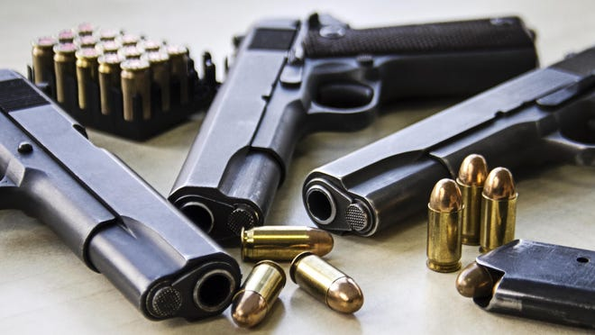 A 17-year-old Franklin student has charged with bringing a loaded semi-automatic handgun to school.