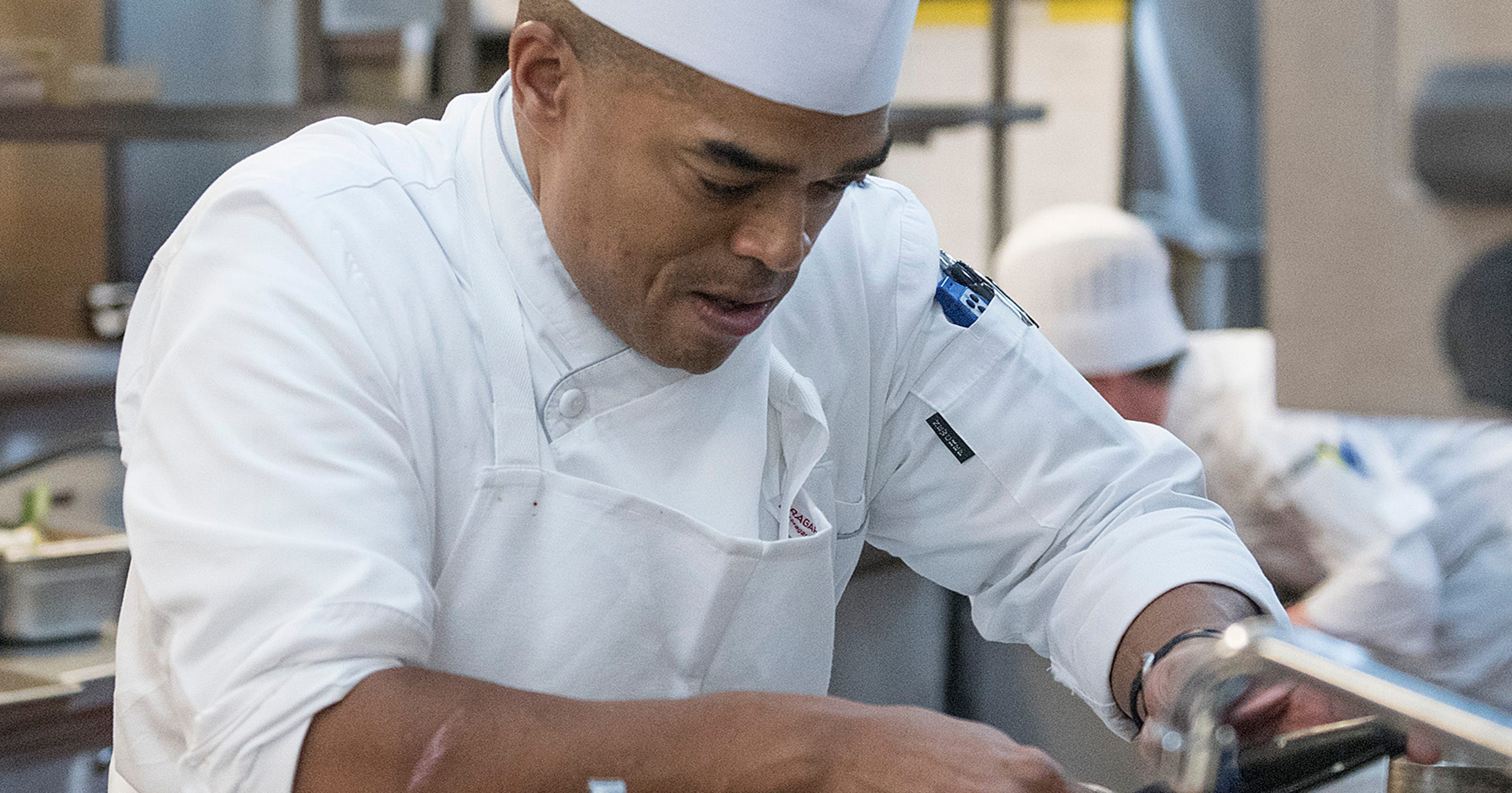 Chefs test for certified master chef status