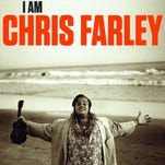 "Movie poster for ""I Am Chris Farley."""