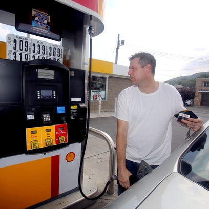 Gas prices in Southern Tier higher than national average and continue to rise