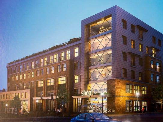 40m Redevelopment Of Wilmington S Galleria Shoppes Underway
