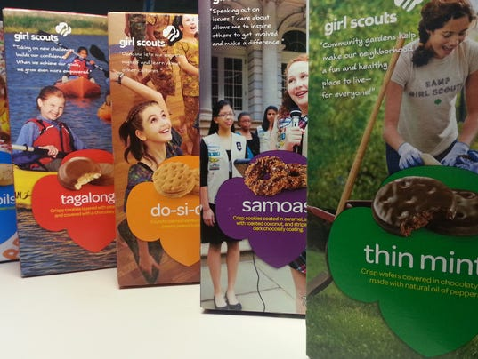 your guide to girl scout cookies sold in arizona