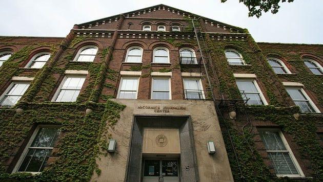 Fisk Hall at Northwestern University.