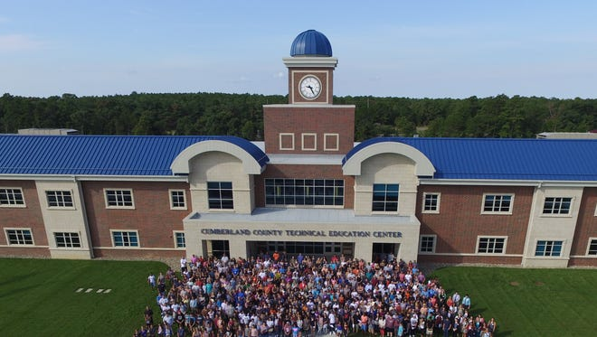 Cumberland County Technical Education Center had a historical day on Aug. 25 when it welcomed 240 full-time freshmen to its first freshman orientation.