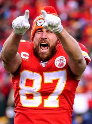 Pro Bowl tight end Travis Kelce and the Chiefs agreed to a four-year, $57.25 million contract extension, according to reports.