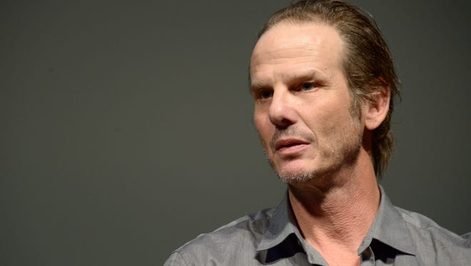 Director Peter Berg speaks onstage at a Special Tribeca Talks: Tribeca/ESPN Sports Film Festival Conversations: Shooting and Scoring during the 2014 Tribeca Film Festival at the SVA Theater on April 25, 2014 in New York City.