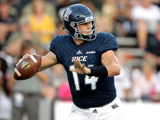 NCAA Football: Army at Rice