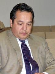 Mark Valenzuela, village financial adviser, assured