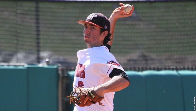 Austin Peay's Logan Gray was selected as the OVC Preseason Co-Player of the Year on Friday.